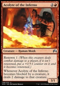 Acolyte of the Inferno (Magic Origins)