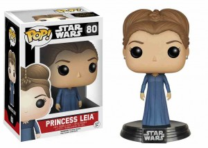 Funko POP Princess Leia Bobble Head # 80 - Star Wars