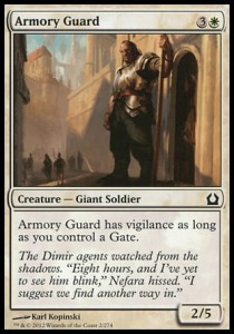 Armory Guard (Return to Ravnica)